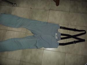 Pantalon Termico Ideal Moto Nieve Talle 44