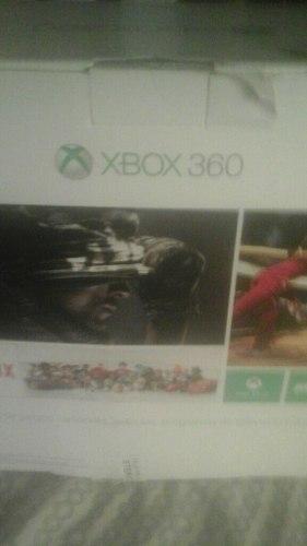 Xbox 360 Ultra Slim Original 4 Juegos Gratis