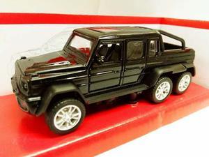 Auto Mercedes Benz G63 Amg 6x6 Coleccion Metalico Esc1:43