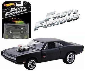 Hot Wheels Rapido Furioso Dodge Charger Retro Solo Envios