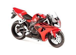 Moto Honda Cbr  Rr Metal Coleccion Esc1:18 Megacuisine
