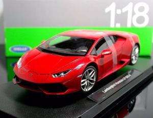 Welly Esc 1:18 Lamborghini Lp  Metal Excelente Calidad