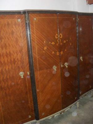 Ropero Dormitorio Estilo Francés Luis XVI. NEGOCIABLE.