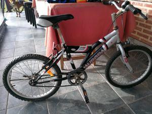 Vendo Bicicleta usada niño rodado 20
