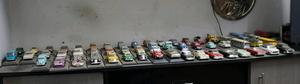 Vendo autitos de colección 60 autos....