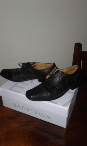 zapatos batistella num 41 negro