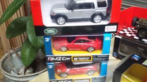 Autos a escala nuevos.importados ***