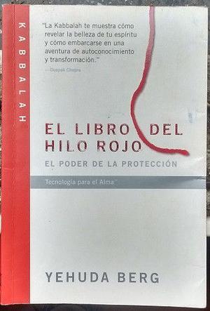 El libro del hilo rojo. Yehuda Berg.