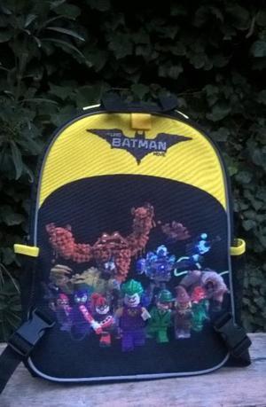 Mochila reversible Lego Batman movie