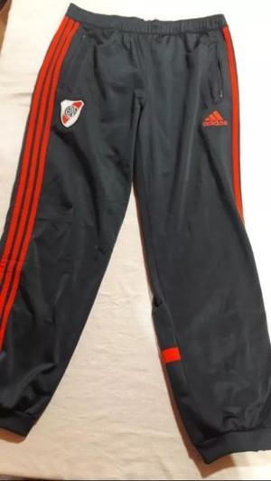 Pantalon Gris River Plate Orig. Talla L
