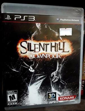 Silent Hill Downpour (konami) PS3