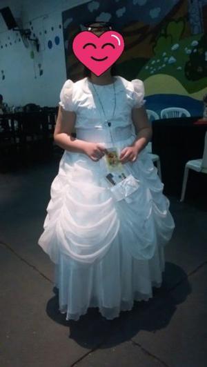 Vendo vestido de comunión