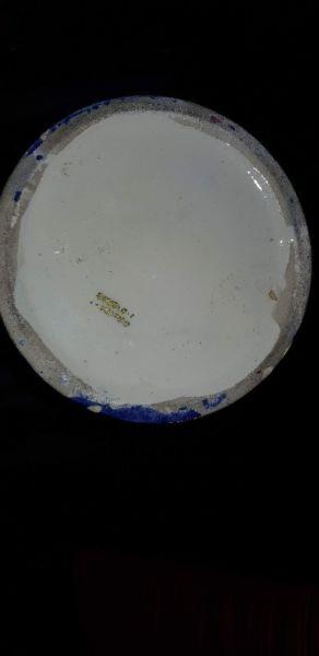 jarron de porcelana inglesa