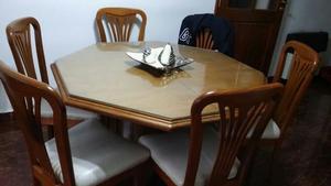 Liquido juego de mesa sillas y mesa para TV 50 pulgadas
