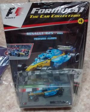 Renault-R Formula 1 con Revista sin Abrir