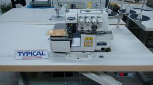 Máquina overlock industrial de 5 hilos Typical GN795. NUEVA