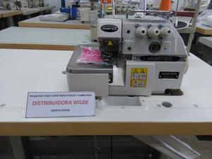 Máquina para coser overlock industrial de 3 hilos Master