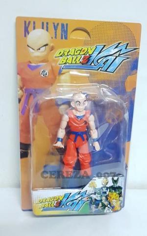Muñeco De Dragon Ball Z Ball Z Krilin + Accesorios