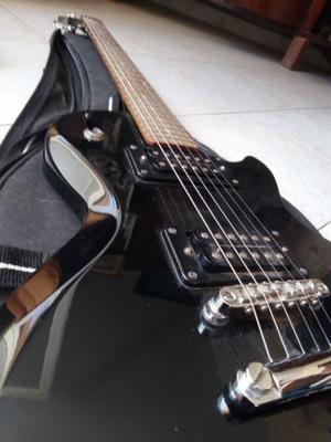Guitarra Electrica Hard music Les paul + Amplificador valve