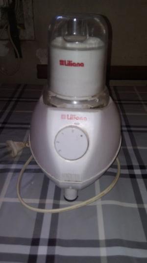 Licuadora Liliana sin vaso