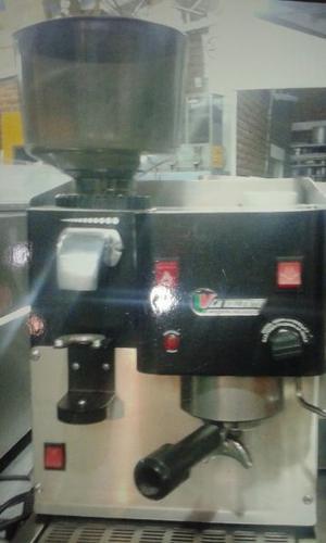 Maquina de cafe express 1 boca c/ molinillo incluido