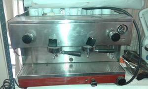 Maquina de cafe express 2 bocas usada