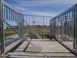 Vendo Perfiles Steel Framing acero, 6 metros largo, nuevos,