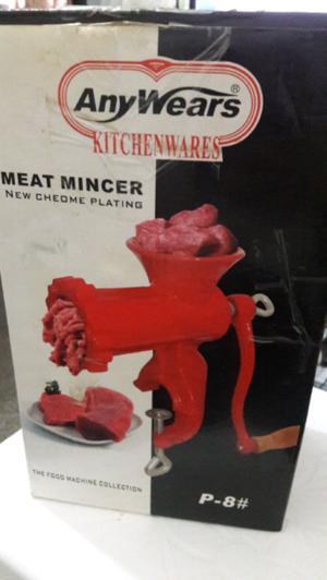 Vendo picadora de Carne.