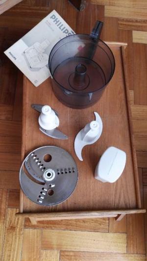 Venta de accesorios de procesadora Philips