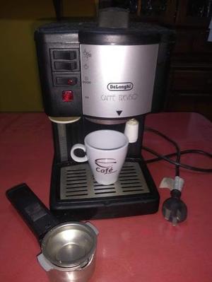 vendo cafetera express De Longhi impecable poco uso...