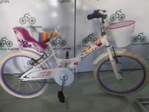 Bicicleta de Paseo de Niña Rod 20 Aluminio Stark