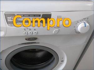 Lavarropas Automáticos sin Funcionar