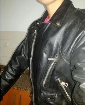 """Campera Warwic - 100% Cuero """"Leather for Export"""""""