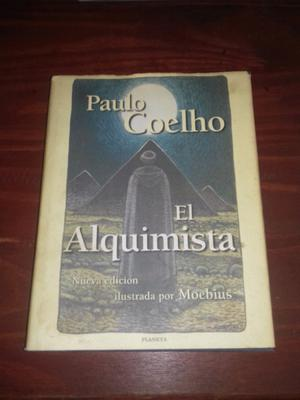 El Alquimista editorial Planeta