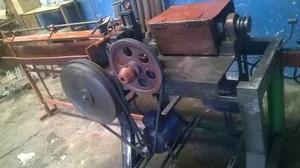 enderezadora y cortadora de alambre para la industria