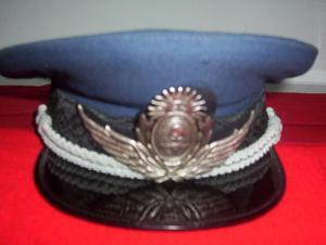 Gorra gala de oficial armada argentina ara  c08ac1aee01