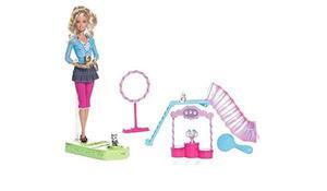 Barbie Set Mascotas
