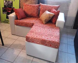 Combo sillón esquinero 3 cuerpos