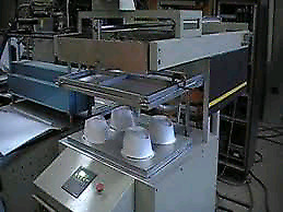 Termoformadoras nuevas y usadas a medidas