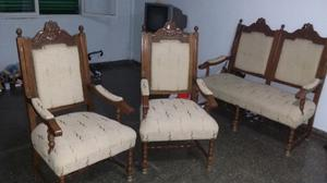 Vendo sillones de estilo