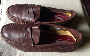 Zapatos de cuero. Número 38