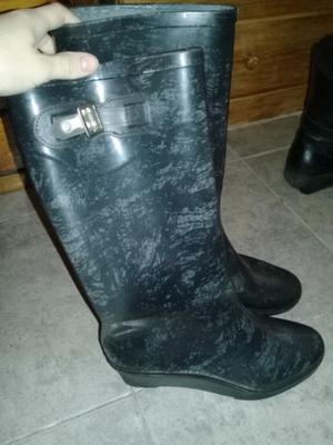 Botas de lluvia de mujer