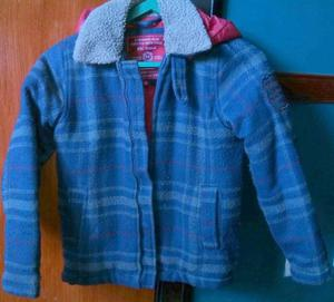 Campera Mimo&co Talle 10