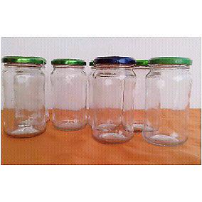 Compro frascos de vidrio