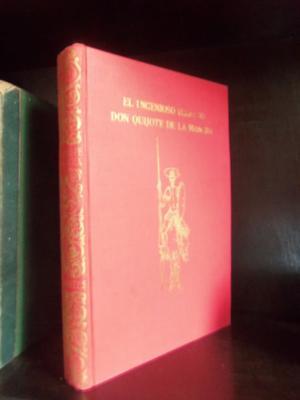 Don Quijote De La Mancha - Cervantes - J. Perez Del Hoyo