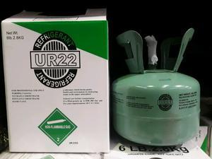 Gas refrigeración para aire acondicionado