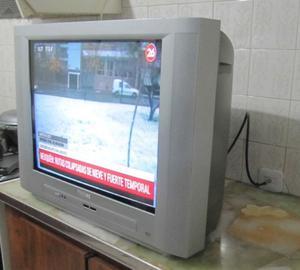 "Vendo TV PHILIPS de 29"" pantalla plana con control remoto"