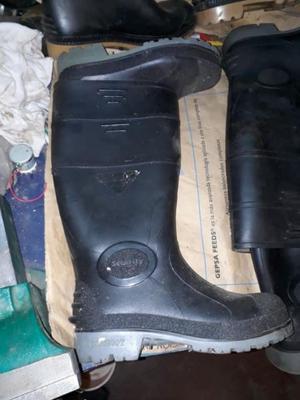 vendo botas de goma