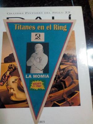 Banderines de titanes en el ring