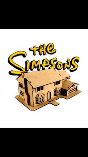 Casa de los simpsons